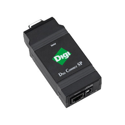 DC-SP-01-S-W  Digi Connect SP Standard model RS-232/422/485