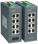 X92000001-01  XPress-Pro SW 92000 - 8-Port Industrial Ethernet Switch