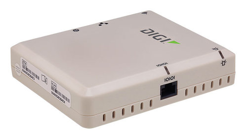 DC-WS-4-INT  Digi Connect WS 4 x Serial, 1 x RJ45 Ethernet, PoE, WiFi