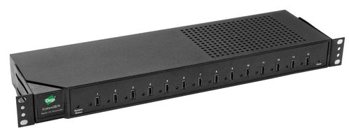 AW-USB-14  Digi AnywhereUSB 14 port USB with Multi-host Connect, US PS